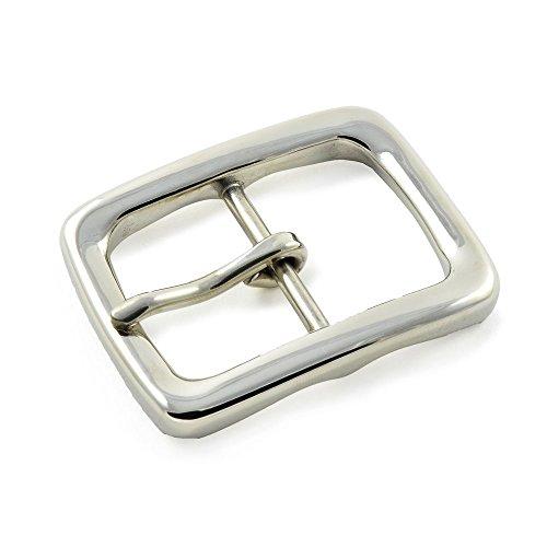 Produktbild Gürtelschnalle in elegantem Design,  hochwertige Gürtelschließe,  aus rostfreiem Stahl,  - Marke Ganzoo