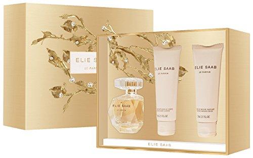Elie Saab Le Parfum Giftset EDP Spray 50 ml + Bodylotion 75 ml + Shower Cream 75 ml