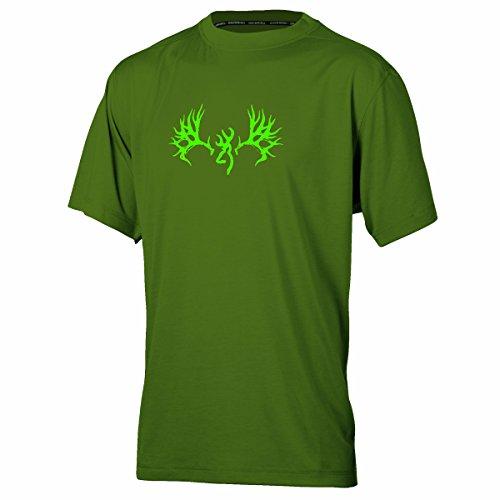 browning-herren-t-shirt-gr-s-moos