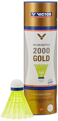 VICTOR Badminton Federball Nylon...