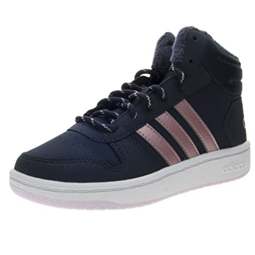 check out 72066 90c49 adidas Hoops Mid 2.0, Scarpe da Basket Unisex-Bambini, Blu Legink Vagrme