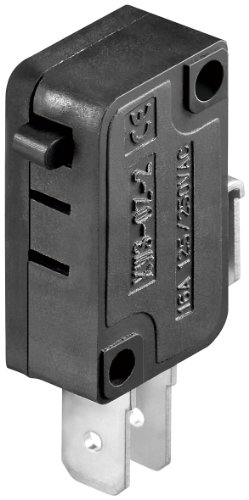 5er Set Mikroschalter, Wechselschalter / 1 polig MS 1 [Elektronik] -