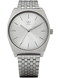 Adidas Herren Analog Quarz Uhr mit Edelstahl Armband Z02-1920-00 c961dbc9a64