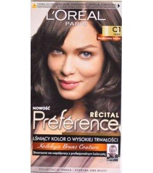 lot-de-2-loreal-preference-recital-401-c1-chatain-rafine