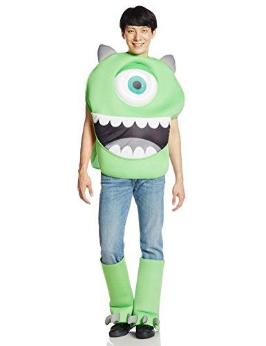 Disney Monsters, Inc. Mike Kostüm Männer 165cm-175cm 802543