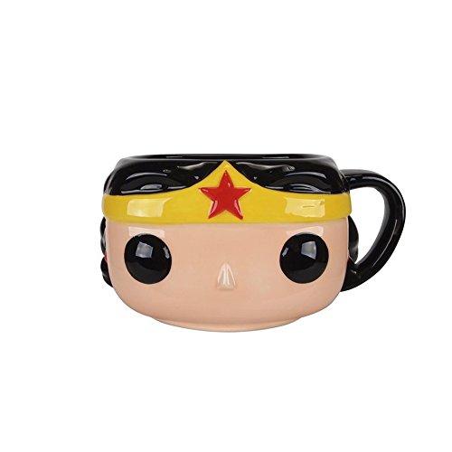 Funko DC Comics Pop! Homewares Taza Wonder Woman