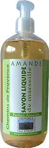 Chemins de Provence - Savon Liquide de Marseille - Amande - 500 ml