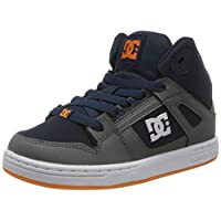 DC Shoes (DCSHI) Crisis Wnt-high-top Shoes for Boys Skateboarding