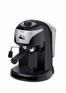 De'Longhi EC221.B  macchina per caffè espresso con pompa in Acciaio inoxidabile, 1100W, nero