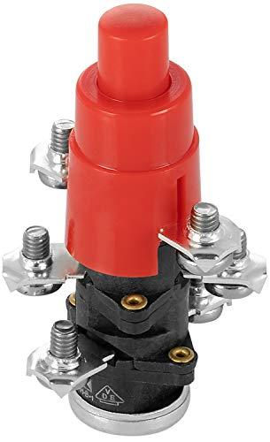 Poppstar Thermoschutzschalter für Kabeltrommel (3-polig, 400V, 16A, 56°), Ersatzteil als Sicherung gegen Überhitzung