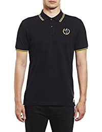 45REVS Ska Man Top Fashion Quality Embroidered Polo Unisex T Shirt by