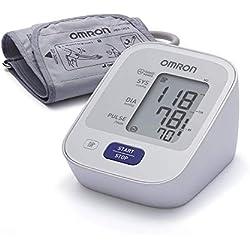 OMRON M2 Tensiomètre Bras Électronique, Détection de battement irrégulier, validé cliniquement