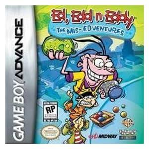 Ed, Edd n Eddy – the Mis-Edventures (Game Boy Advance)
