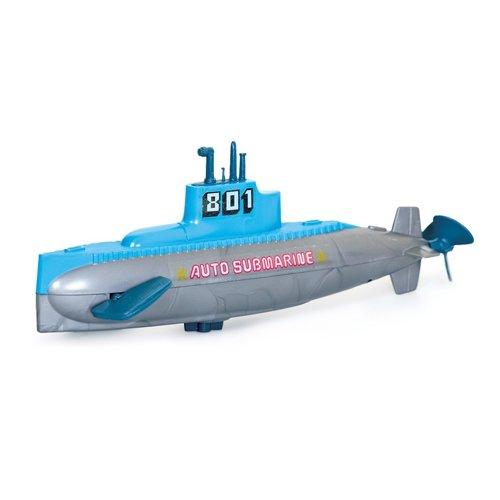 Preisvergleich Produktbild Aufzieh U-Boot AUTO SUBMARINE