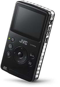 JVC PICSIO GC-FM1B Pocket Memory Camcorder - Black Ice