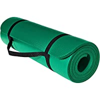 Top Skyland Yoga Mat, Green - 10mm Thick