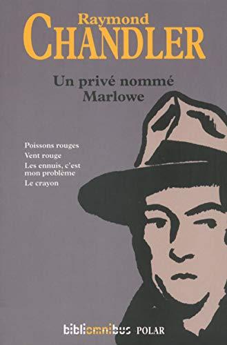 Un privé nommé Marlowe par Raymond CHANDLER