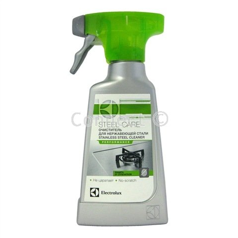 Electrolux en acier inoxydable Spray nettoyant Contenance: 250ml d'empreintes digitales