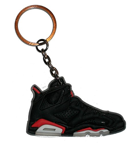 air-jordan-6-keyring-keychain-black-infrared