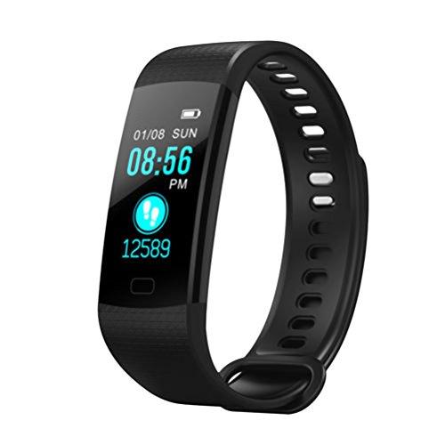 NICERIO Rastreador Fitness Reloj Fitness Monitor frecuencia