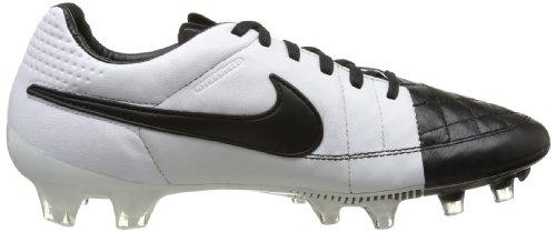 Nike Tiempo Legend V Fg 631518 Herren Fußballschuhe Training Schwarz (Black/White-Black)