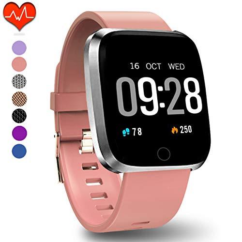 Polywell Smart Watch (Light Koralle)
