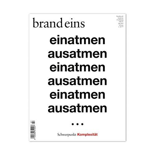 brand eins audio: Komplexität (Hermann-audio)