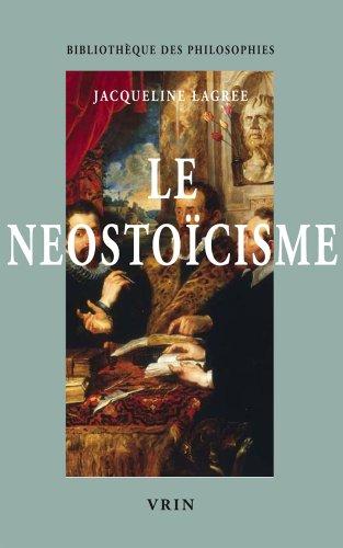 Le néostoicisme