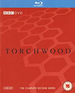 Torchwood - Series 2 Box Set [Blu-ray] [Region Free]