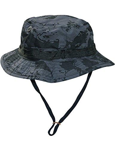 Boonie Hat Buschut GI Army Tropen Hut Russian Night Camo M - Camo Cap Gi