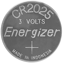 Energizer CR2025 Battery