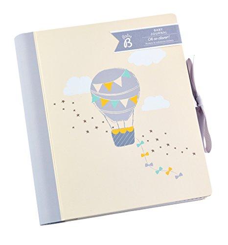 """Busy B 5060022556584 \""""Baby B\"""" Babytagebuch - Dieses wunderschöne Erinnerungsbuch ist voll von Steckfächern, Erinnerungshilfen, Stickern und Ideen, Englisch"""