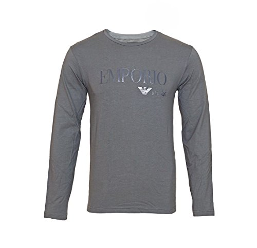 mens-armani-mens-stretch-cotton-long-sleeve-t-shirt-in-grey-xl