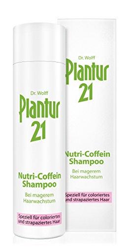 Plantur 21 Nutri Caffeine Shampoo 1x 250 ml (Wachstum-haar-shampoo)
