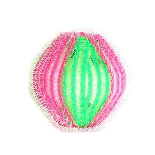 shangjunol Zuf?llige Farbe Haarentfernung Laundry Ball Kleidung K?rperpflege Haar Kugel Waschmaschine Kugelreinigungs