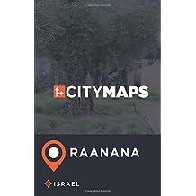 City Maps Raanana Israel