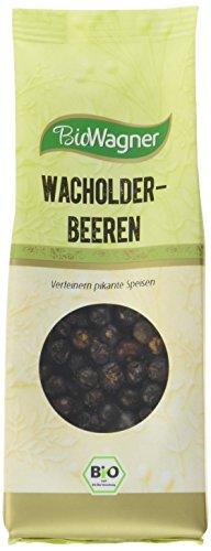 Bio Wagner Wacholderbeeren, 4er Pack (4 x 50 g)