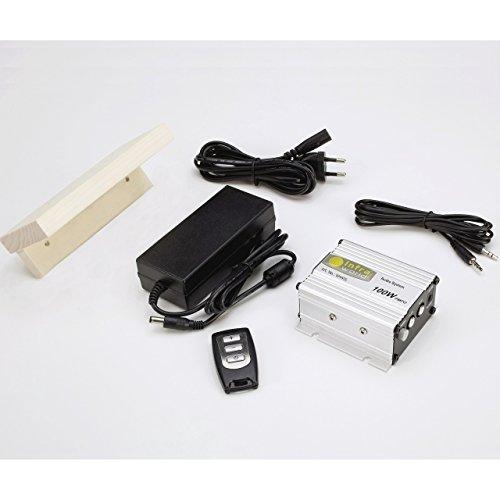 Infraworld Audio System mit Bluetooth für Sauna und Infrarotkabine W4455