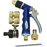 HSR High-Performance Water Spray Gun With 4 Connector