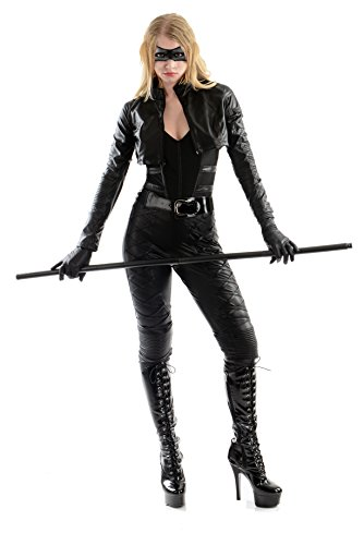 Black Canary Adult Cosplay Costume Xsmall