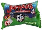 10x Kaufland Jumpers Tütchen Päckchen (ungeöffnet) Set Paket Jumper Sammelfiguren zur Fußball EM EURO 2016 Sammelaktion