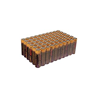 Kodak AA Xtralife Alkaline Battery (Pack of 60)