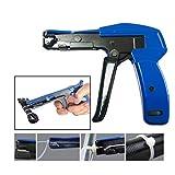 Pistola di serraggio, strumento di serraggio, pinza per collane, per tagliare e stringere fascette serracavi