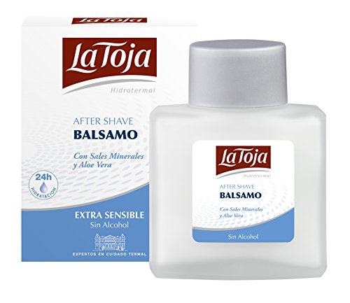 LA TOJA - LA TOJA after shave balm sensitive skin 100 ml-unisex
