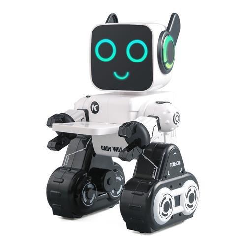 RCTecnic - Robótica Robot Teledirigido R4 Cady Wile