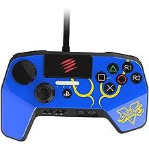 Mad Catz - Street Fighter V FightPad Pro, Chun Li, Color Azul