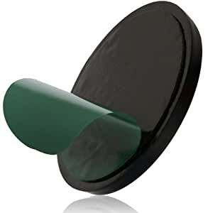 Wicked Chili Befestigungsscheibe / Klebe Adapter für das Armaturenbrett für KFZ Halterungen selbstklebende Adapterplatte (70mm zB Navigon, HR, Medion)