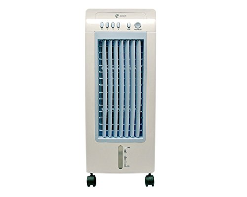 Artrom EA-125MN - Climatizador evaporativo, color blanco, azul cielo