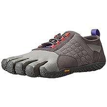 Vibram FiveFingers Trek Ascent, Women's Multisport Outdoor Shoes ,Grey -37