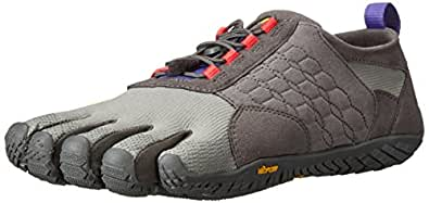 Vibram FiveFingers Trek Ascent, Chaussures Multisport Outdoor Femme, Violet (Nightshade), 36 EU